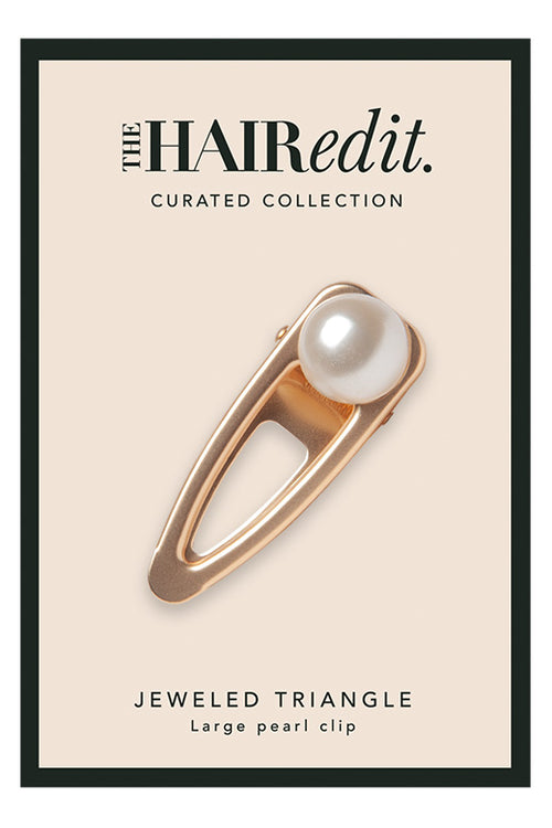 The Hair Edit S2070  Pearl Hair Clip Packaging