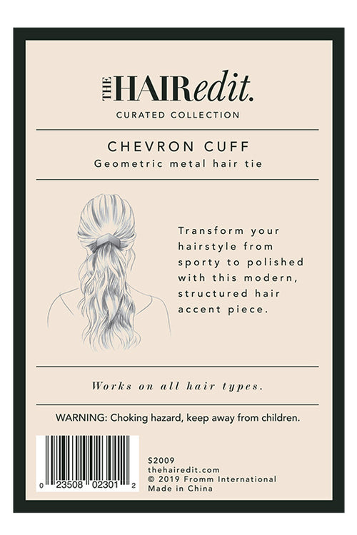 TheHairEdit_S2009_Black_Chevron_HairCuff_BackPackaging