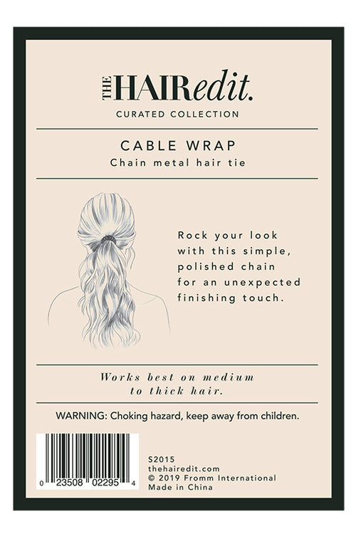 TheHairEdit_S2015_Chain_Metal_HairTie_BackPackaging