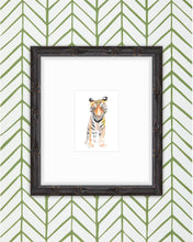 Load image into Gallery viewer, Tiger Watercolor