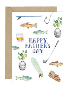 Father's Day Hobby Card