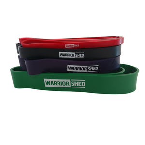 Warrior Shed™ Pull Up Bands