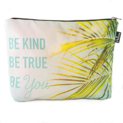 Be Kind, Be True, Be You Scene Pouch
