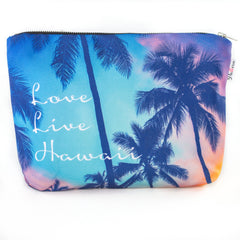 Love Live Hawaii Scene Pouch
