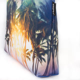 Palm Trees Scene Pouch