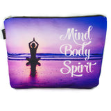 Mind, Body, Spirit Scene Pouch
