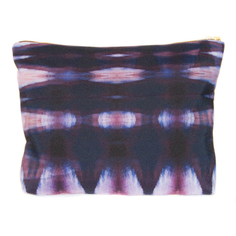 NEW - Large Scene Pouch - Tie Dye