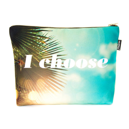 I Choose Me Scene Pouch