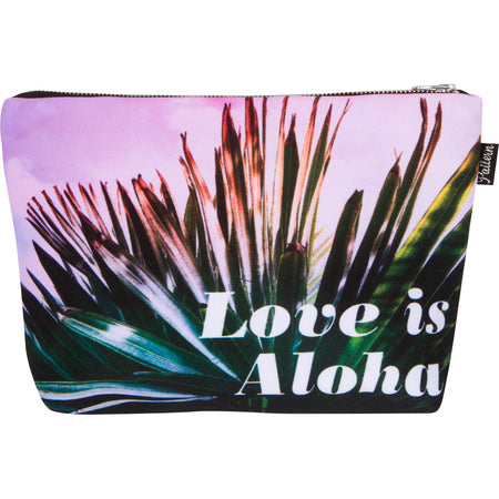 Love is Aloha Scene Pouch