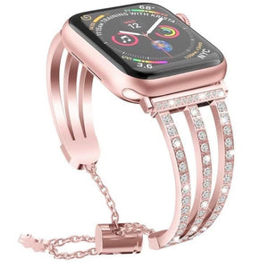 Pulsera Diamond  Bracelet For Apple Watch - Series 4 3 2 1
