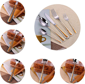 An Elegant 86 Piece Cutlery Set - Elegance & Splendour
