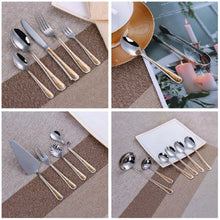 Load image into Gallery viewer, An Elegant 86 Piece Cutlery Set - Elegance & Splendour