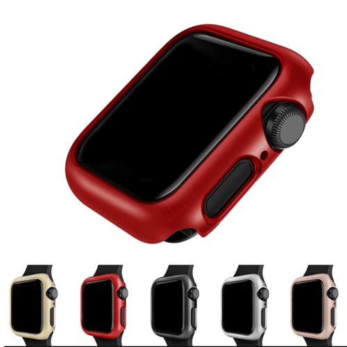 Hard PC Frame Ultra-Thin Case Cover For Apple Watch - Elegance & Splendour