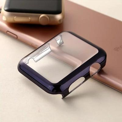 Frame Screen Protector Case Compatible With Apple Watch - Elegance & Splendour