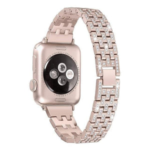 Indulgence Diamond Watch Strap For Apple Watch