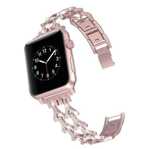 Exclusive Diamond Watch Strap For Apple Watch