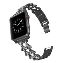 Load image into Gallery viewer, Exclusive Diamond Watch Strap For Apple Watch - Elegance & Splendour