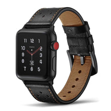 Load image into Gallery viewer, First Layer Genuine Leather Strap For Apple Watch - Elegance & Splendour