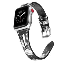 Load image into Gallery viewer, Elegant Genuine Leather Band Compatible With Apple Watch - Elegance & Splendour