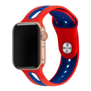 Silicone Sport Watch Strap For Apple Watch - Elegance & Splendour