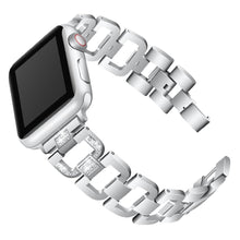 Load image into Gallery viewer, Sterling Premium Stainless Steel Watch Band - Elegance & Splendour