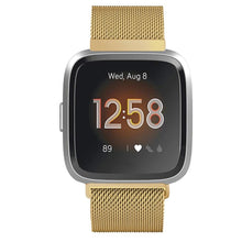 Load image into Gallery viewer, Magnetic Milanese Loop Metal Band For Fitbit Versa Fitbit Versa Lite - Elegance & Splendour