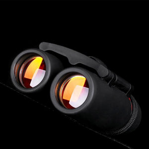 Binoculars With Low Light Night Vision- 30 x 60 Zoom Outdoor Travel Folding Telescope - Elegance & Splendour