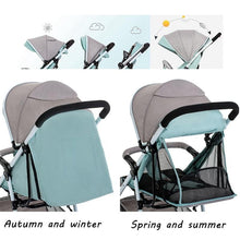 Load image into Gallery viewer, Mini Lightweight Folding Baby Stroller -5.5 KG Multi functional - Elegance & Splendour