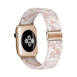 Beautiful Resin Band For Apple Watch - Elegance & Splendour