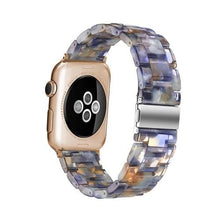 Load image into Gallery viewer, Beautiful Resin Band For Apple Watch - Elegance & Splendour