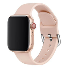 Load image into Gallery viewer, New Fashion Candy Color Sporty Silicone Apple Watchband - Elegance & Splendour