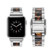 Load image into Gallery viewer, Luxury Metal Replacement Stainless Steel Strap for Apple Watch Series 5 4 3 2 1 - Elegance & Splendour