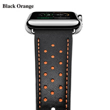 Load image into Gallery viewer, Refined Leather loop band For Apple Watch - Elegance & Splendour
