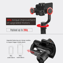 Load image into Gallery viewer, Gimbal 3-Axis For Smartphone With Handheld Stabilizer - Elegance & Splendour