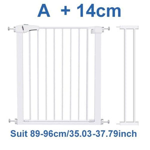 Safety Baby Gate -Retractable Baby Gate/Pet Isolation - Elegance & Splendour