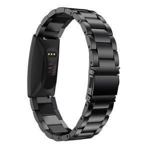 Stainless Steel Smart  Replacement Band Wrist Band For Fitbit Inspire HR - Elegance & Splendour