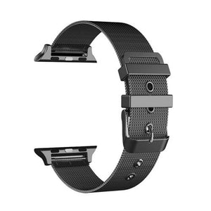 Milanese Loop Stainless Steel Belt For Apple Watch 5/4/3/2/1 - Elegance & Splendour