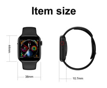 Load image into Gallery viewer, Smart Watch - Bluetooth ECG Heart Rate Monitor Call W34 - Elegance & Splendour