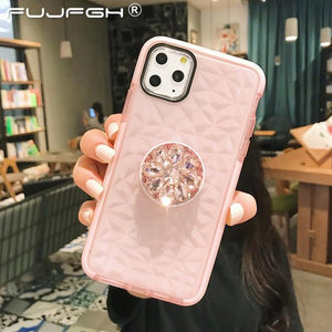 Dual Layers Super Shockproof Silicon Cases For iPhones - Elegance & Splendour