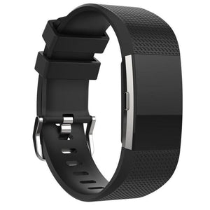Sport Silicone Replacement Band For Fitbit Charge 2 - Elegance & Splendour
