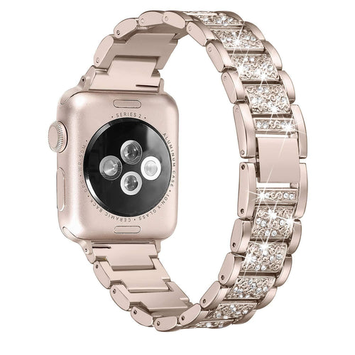 Diamond Band + Case For Apple Watch - Elegance & Splendour
