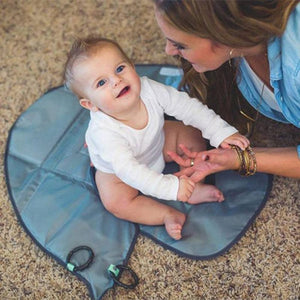 Changing Pad Diaper -Waterproof Multifunction Portable Diaper Cover Mat - Elegance & Splendour