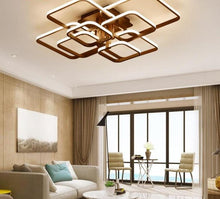 Load image into Gallery viewer, Modern Acrylic Led Dimming Ceiling Chandelier - Elegance & Splendour