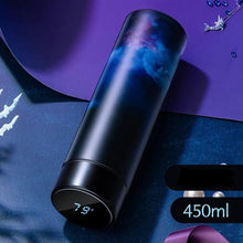 Load image into Gallery viewer, Travel Coffee Mug - 450 ml With Temperature Display - Elegance & Splendour