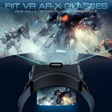 Load image into Gallery viewer, VR Headset -FIIT VR AR-X Helmet -Headphones Virtual Reality 3D Glasses - Elegance & Splendour