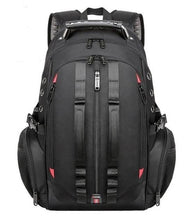 Load image into Gallery viewer, High Quality 40 L Large Capacity Anti Theft Backpack With USB Charging - Elegance & Splendour