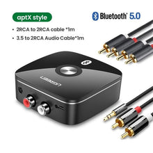 Load image into Gallery viewer, Bluetooth RCA Receiver - Elegance & Splendour