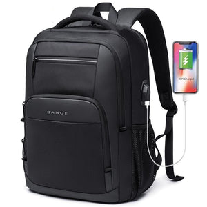 Large Capacity 15.6 inch Daily Use Backpack - Elegance & Splendour