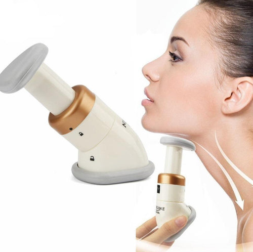 Mini Portable Neck Slimmer -Neckline Exerciser Which Reduces Double Chin - Elegance & Splendour