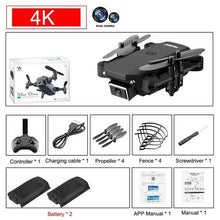 Load image into Gallery viewer, Mini RC Foldable Drone With 4K UHD Camera - Elegance & Splendour
